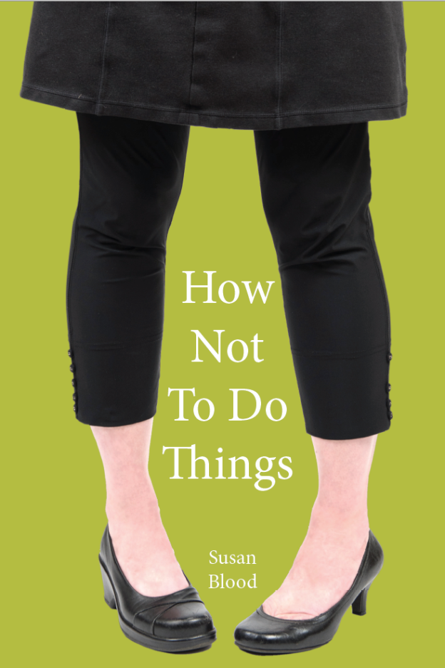 How not to do things book cover