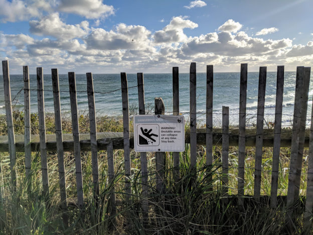 Collapsing Dunes National Seashore